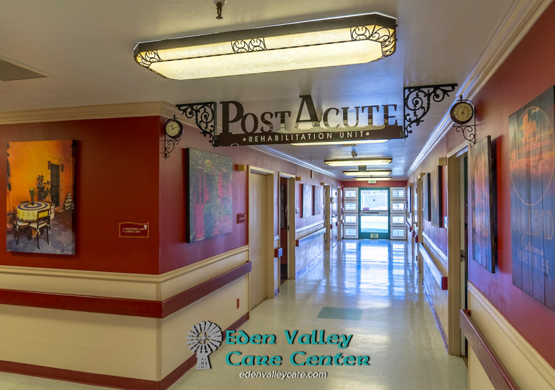 Post-Acute Care at Eden Valley